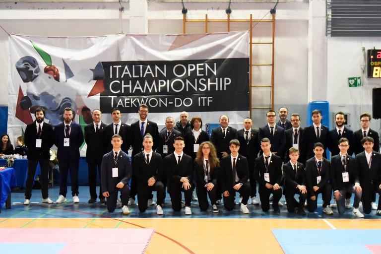 Italian Open Championship di Taekwondo