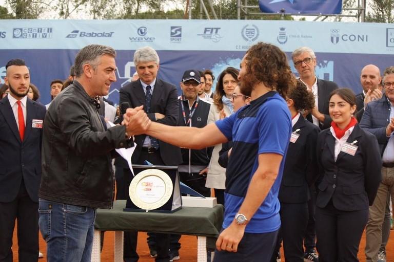 tennis barletta Trungelliti e Ormas