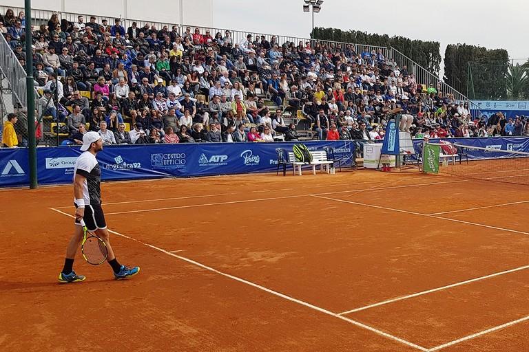 Tennis Hugo Simmen