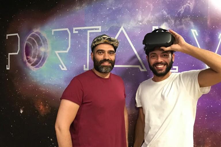 The Portal VR