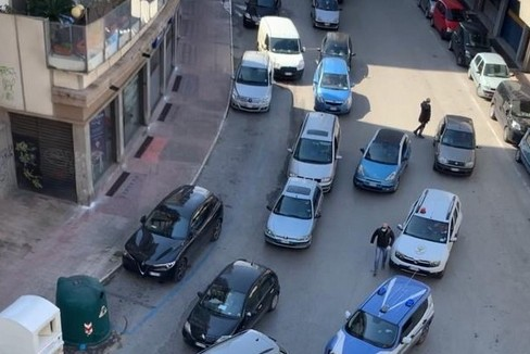 Traffico via Alvisi-via Monfalcone