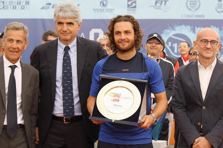 Trungelliti vince il Challenger Atp di Barletta