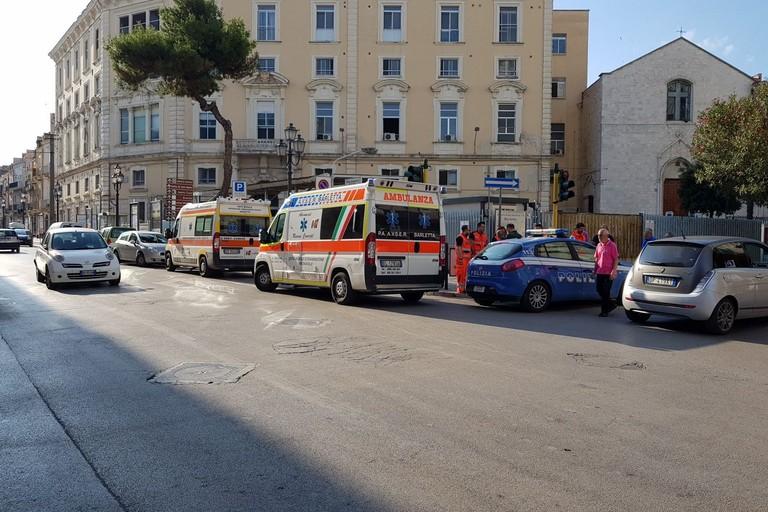 Ritrovato uomo senza vita in corso Vittorio Emanuele