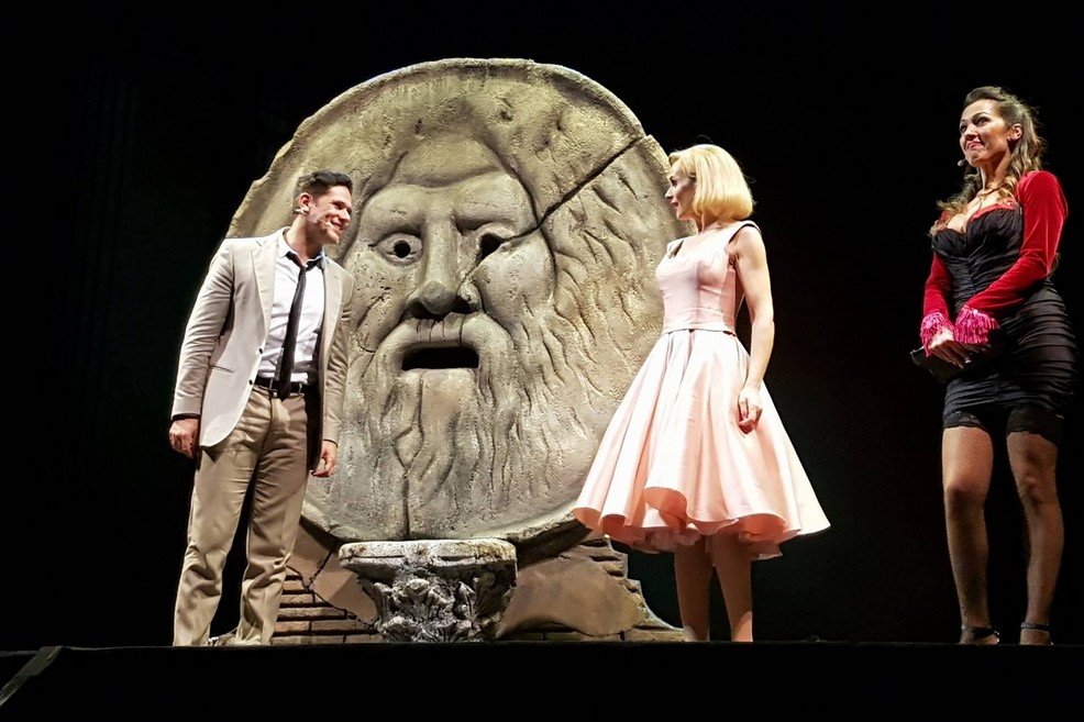 """""""Vacanze romane""""al Teatro Curci, una favola senza tempo"""