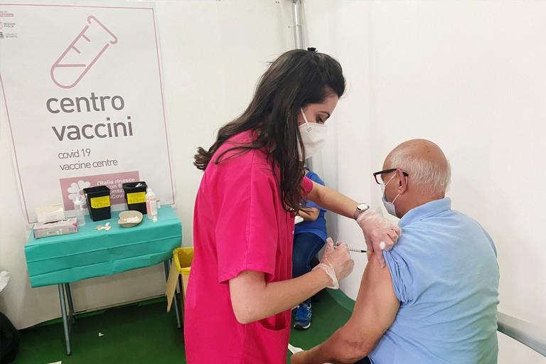 Vaccinazioni anticovid