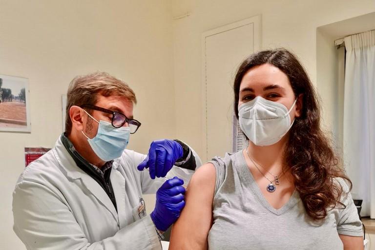 Vaccino per Filomena Misuriello