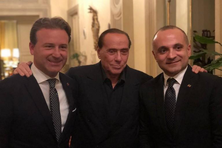 vertici Forza Italia
