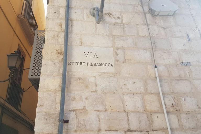 Via Ettore Fieramosca