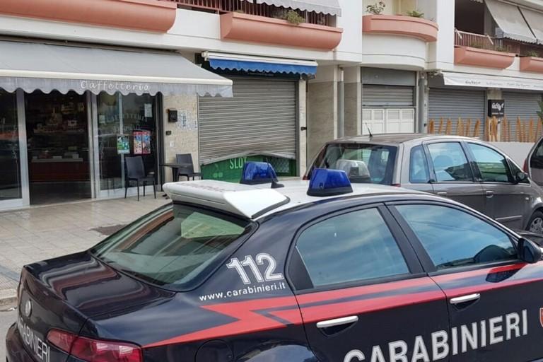 Colpo in un'agenzia di scommesse in via Regina Margherita