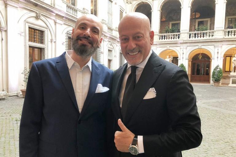 Papaceccio e Domenico Vacca