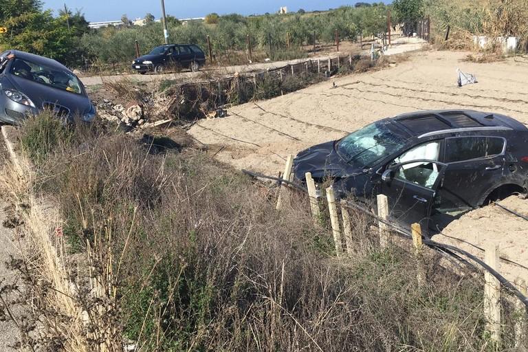 Brutto incidente sulla Barletta - Trani, due auto coinvolte