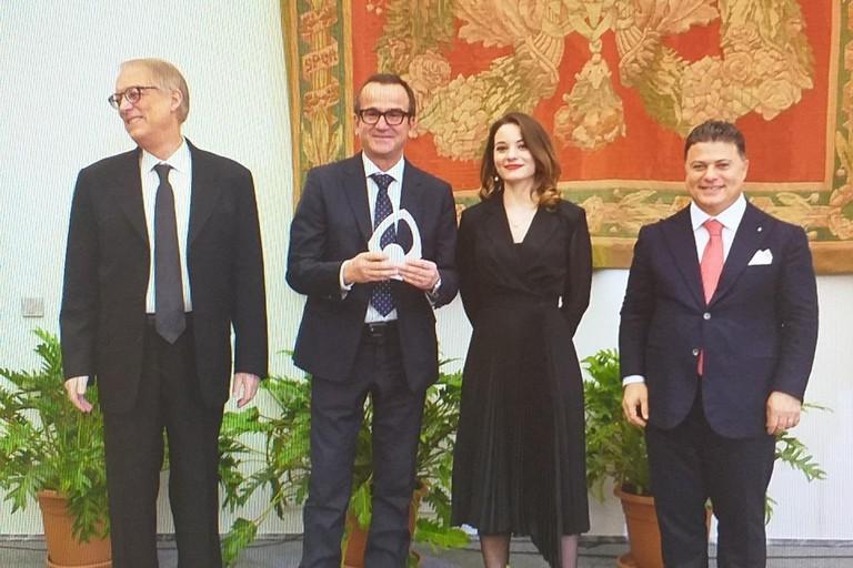 Arpex Textiles di Barletta nelle 100 Eccellenze Italiane 2019
