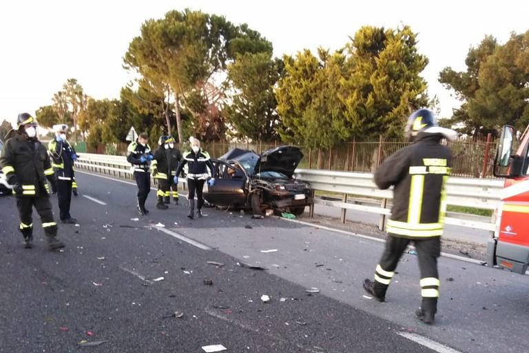 Incidente a Montaltino