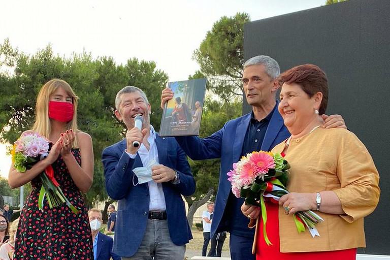 Presentazione candidatura Scalfarotto a Barletta