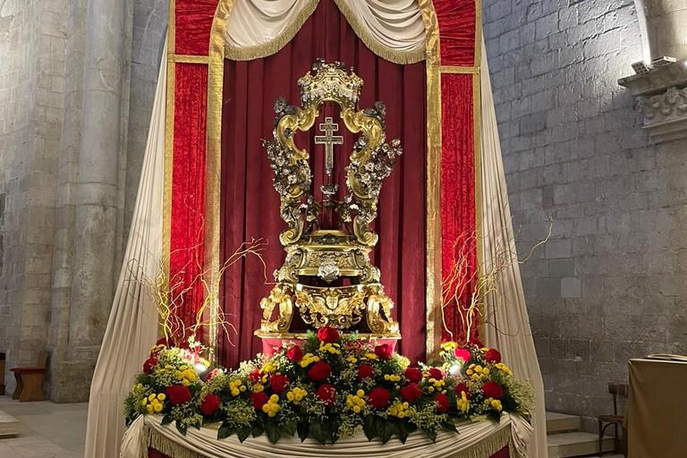 Reliquia del Santo Legno della Croce