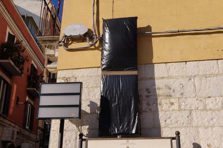 Ztl nel centro storico di Barletta